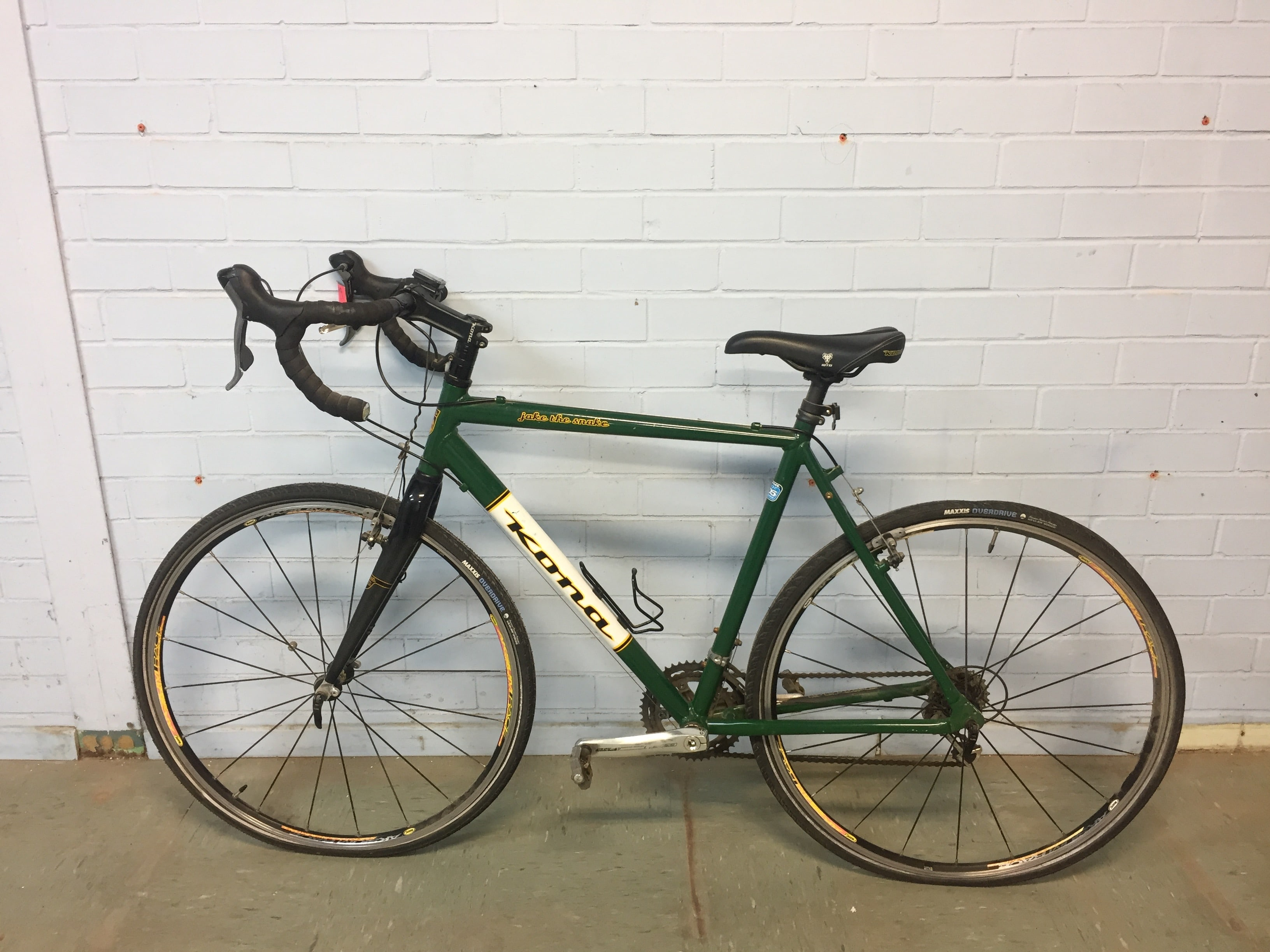 Buy Kona road Bike \'Jake the Snake Model From a Pawn Shop Emerton ...